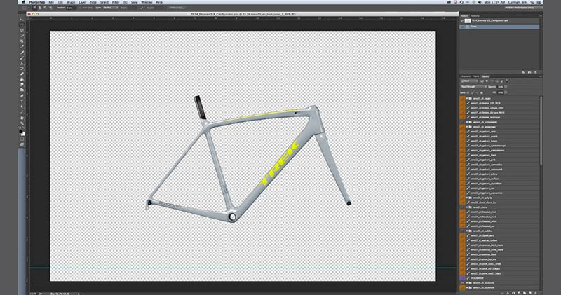 Trek Bicycle Corporation Project ONE Steps