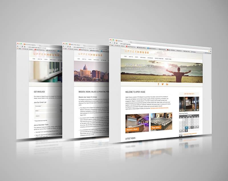 Upper House Website