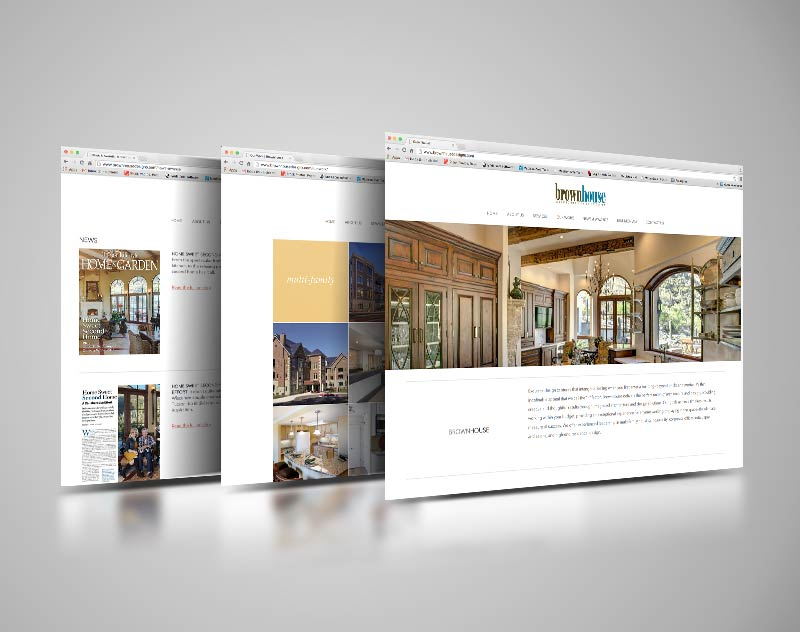 Brownhouse Responsive Website